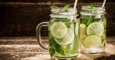 5 สุดยอดเครื่องดื่ม ที่ช่วยเบิร์นไขมัน รับหน้าร้อน