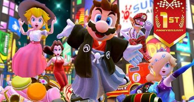 Mario Kart Tour  ฉลองครบ 1 ปี มาพร้อมกับโหมกใหม่ ให้นักซิ่งได้ สัมผัส