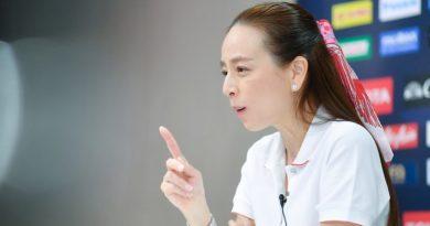 มาดามแป้ง ยอมรับ ผลจับสลากทีมชาติไทยในศึกเอเอฟเอฟ ซูซูกิ คัพ 2020 เจอทีมยากไม่ใช่เล่น
